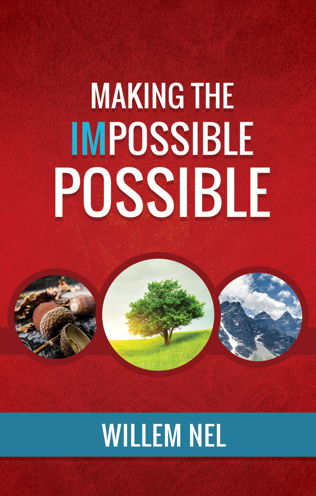making the impossible possible cover design