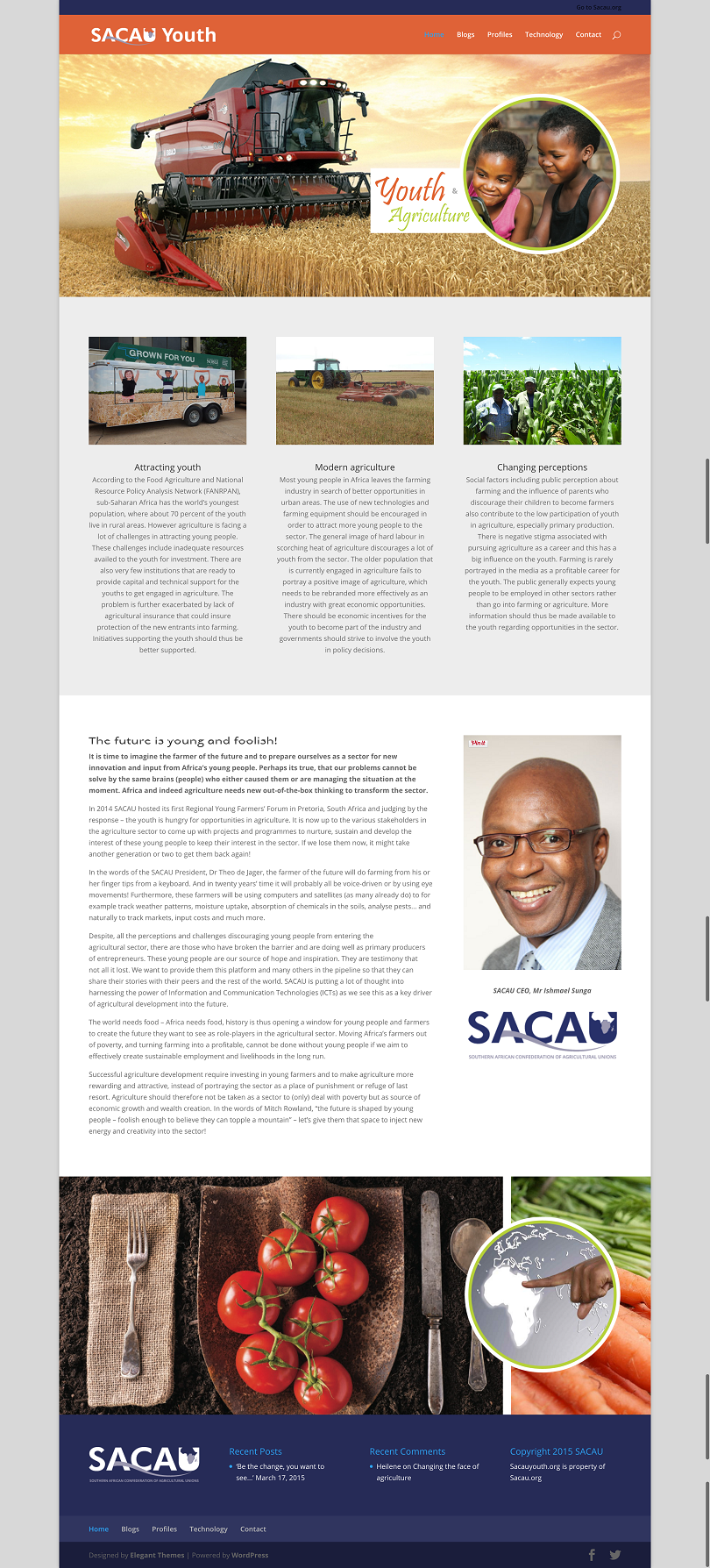 sacau-youth-website