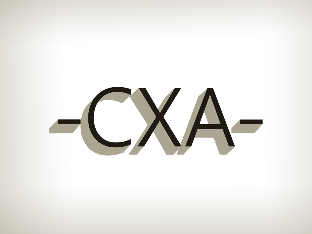 cxa-logo-design