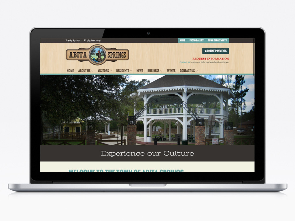 Town of Abita Springs Website
