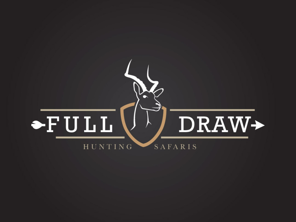 Full Draw Hunting Safaris Logo