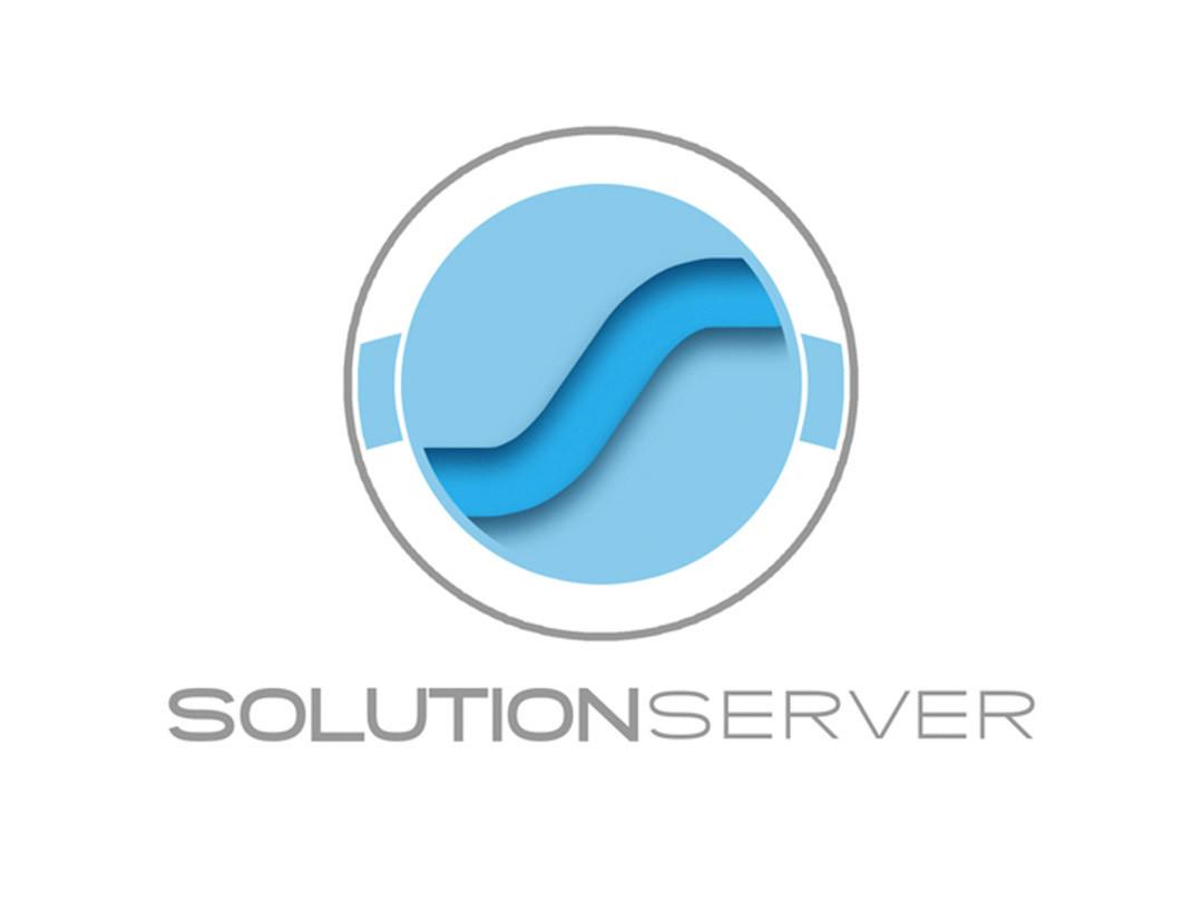 Solution Server Logo Design Proposals