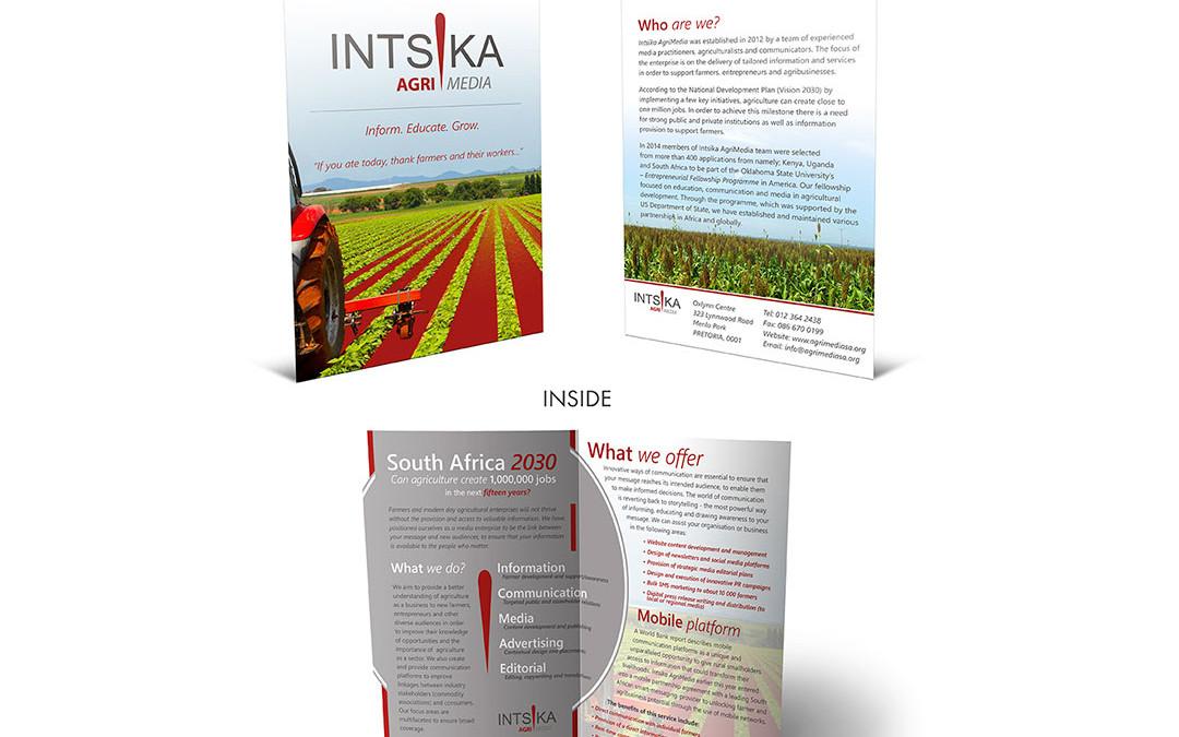 Intsika Brochure Design