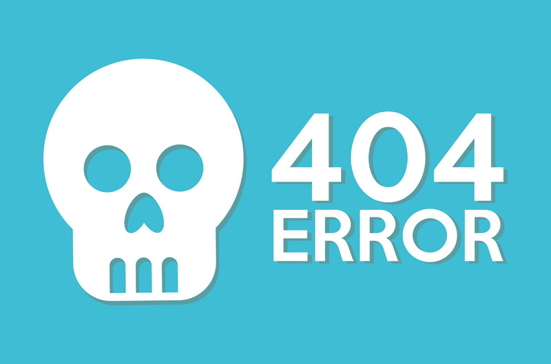 How to fix a 404 error in WordPress with FTP