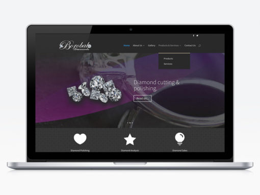 Borobalo Diamonds Website