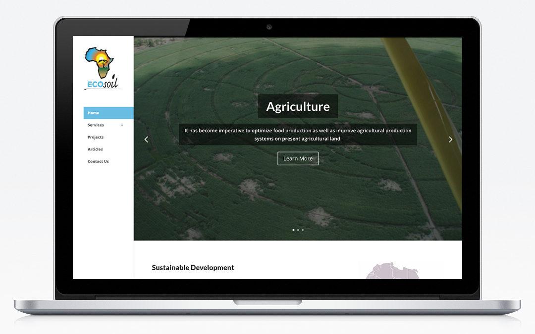 Eco-Soil Website