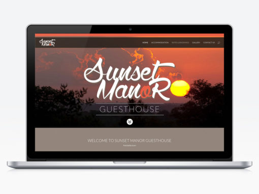 Sunset Manor Potchefstroom Website