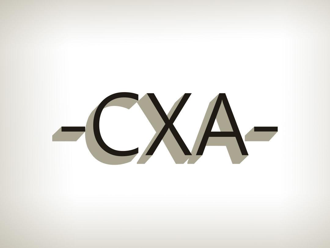 CXA Logo Design