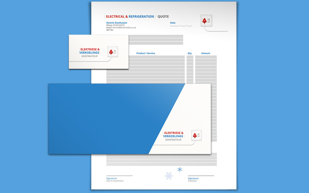 Electrical Contractor Stationary