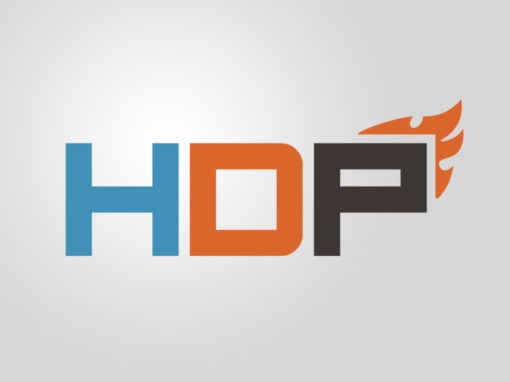 HDP Logo Design