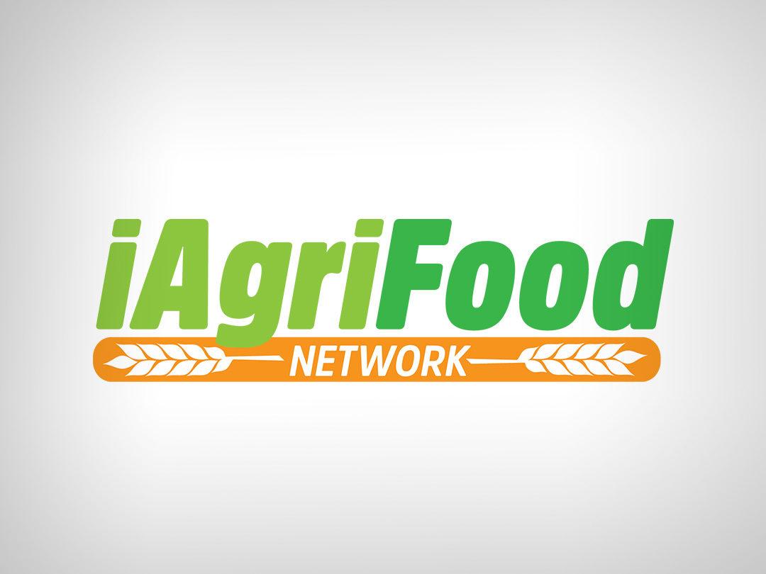 iAgriFood Logo Design