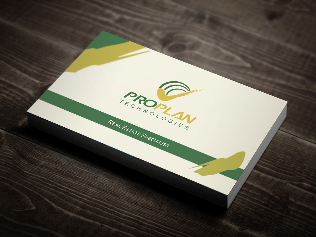 Proplan Business Card